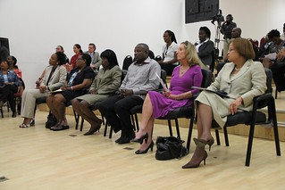 02.12.13 - Inauguration du bureau des genres au Parlement | by PNUD HAITI Photostream