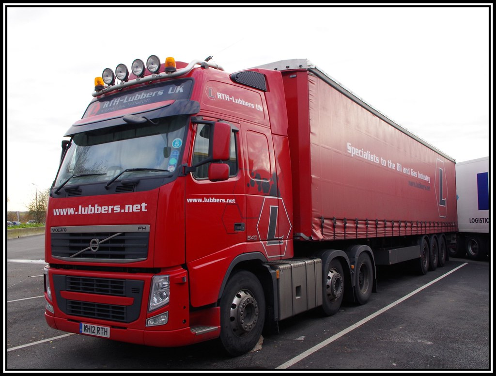 Volvo Fh540 Globetrotter Rth Lubbers Lubbers Transport Gr