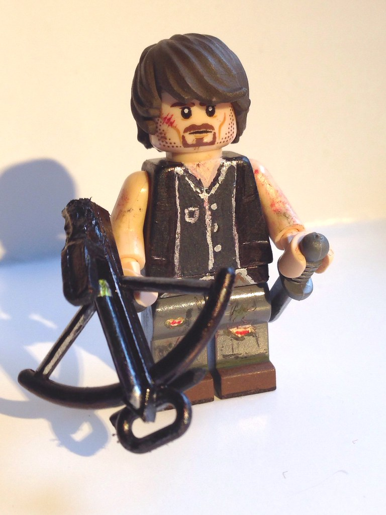 Walking dead lego daryl the walking - Walking Dead Lego Daryl The Walking 52