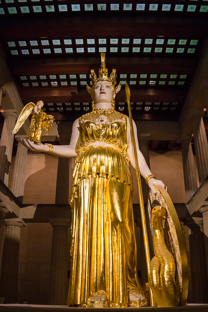 Athena Parthenos | Flickr - Photo Sharing!