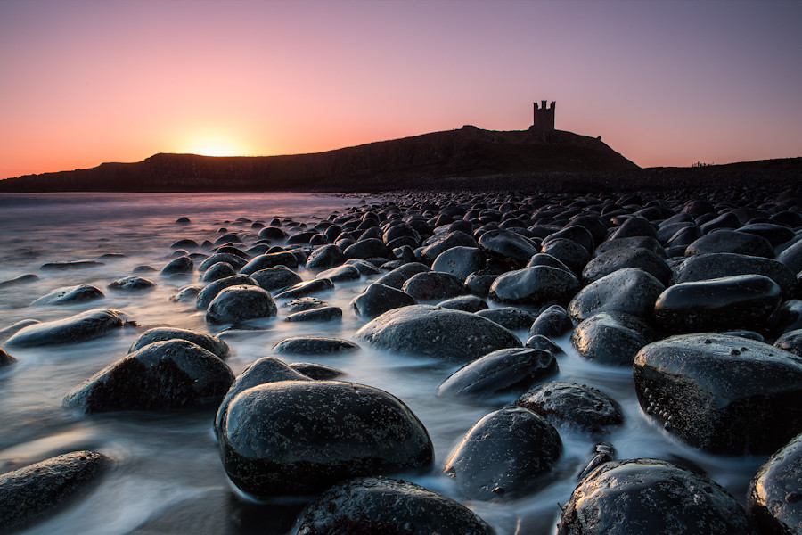 Dunstanburgh Northumberland I Know This Location Has