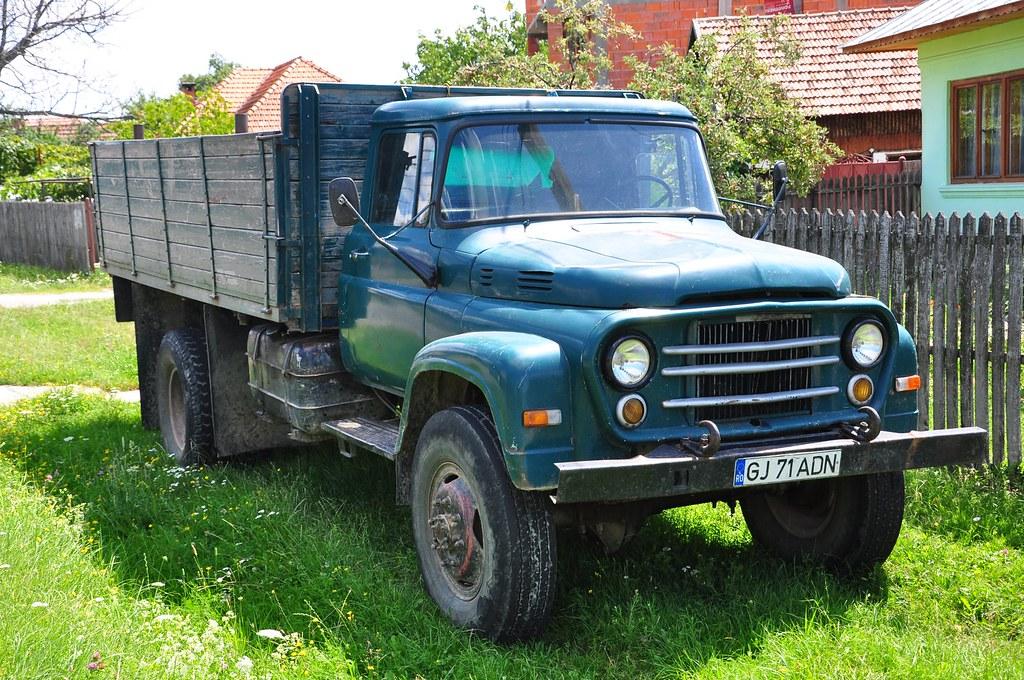 Used Work Trucks >> SR 114 'Bucegi' | Lightweight 4×4 truck used for work on the… | Flickr