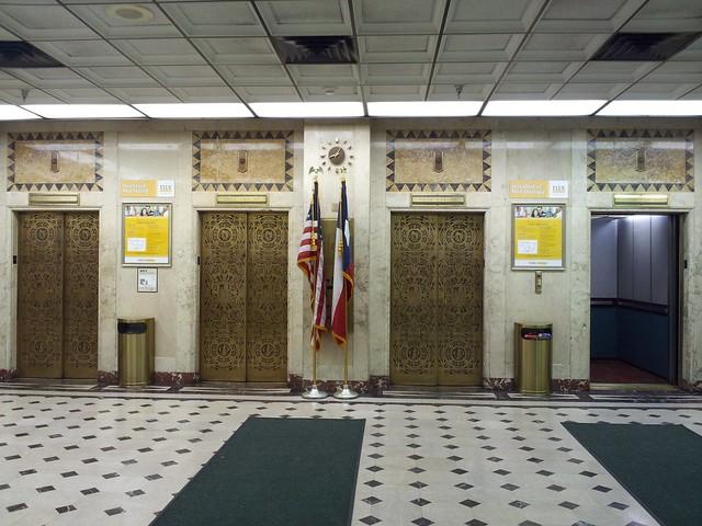 Nix Hospital Elevator Lobby   Flickr - Photo Sharing!