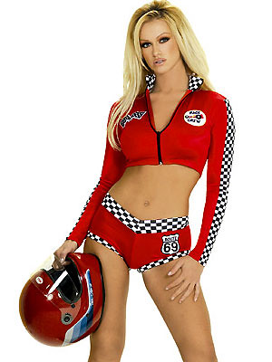 Female Race Car Drivers Nascar