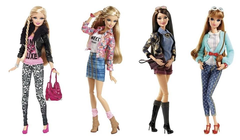 Barbie Glam Luxy Style 2014 Second Wave I Want All Of Them Flickr
