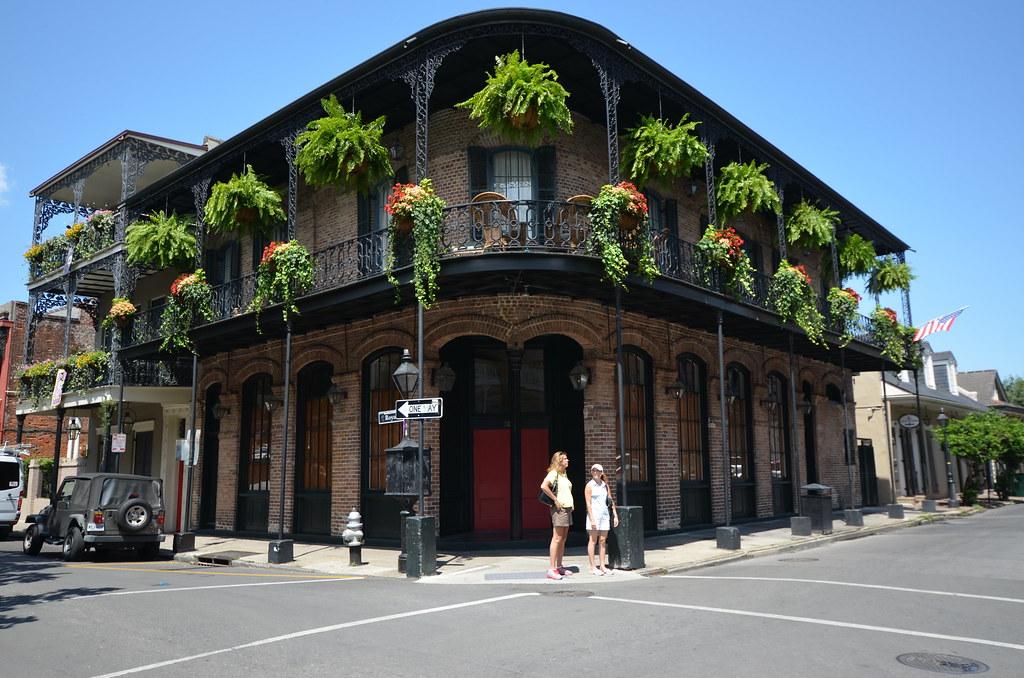 French Quarter New Orleans Louisiana NOLA