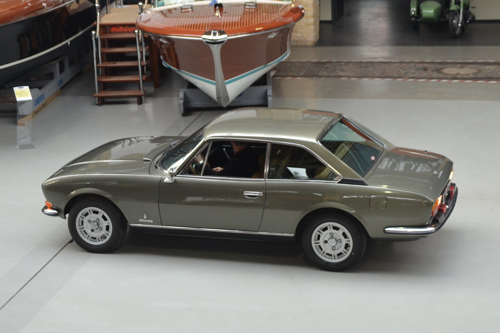 peugeot 504 coupe v6 pininfarina classic remise i meilenwe flickr. Black Bedroom Furniture Sets. Home Design Ideas