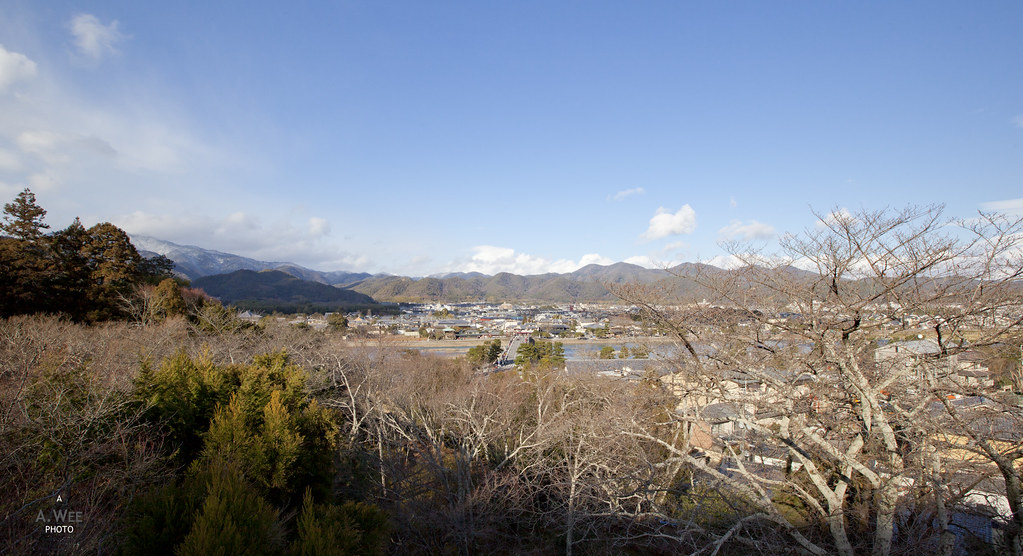 View of Arashiyama