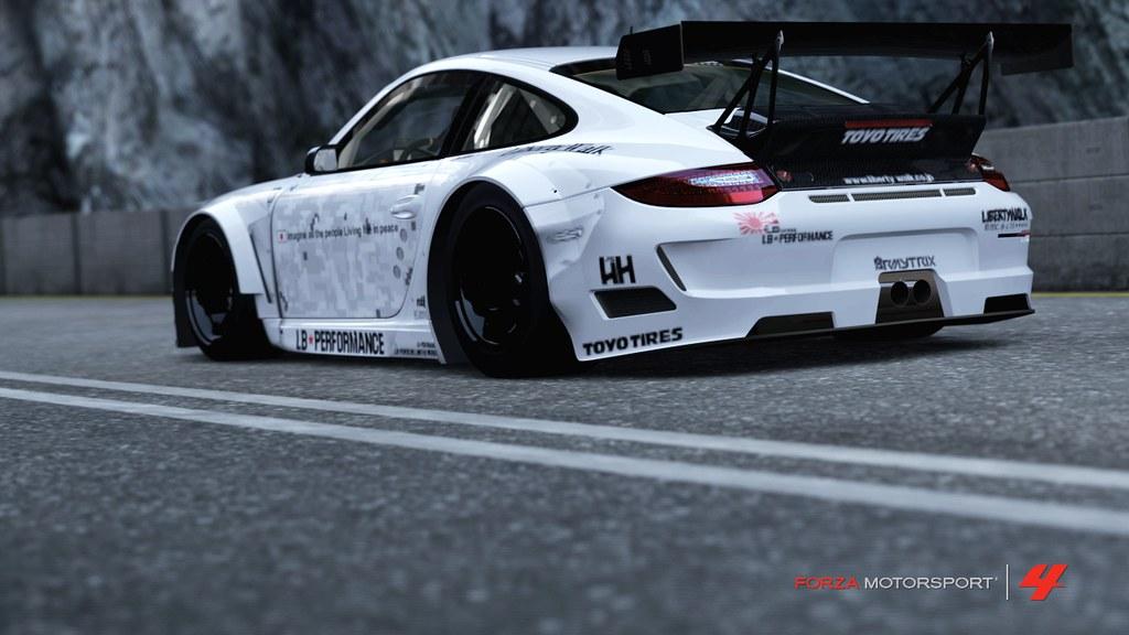 Porsche Gt3 Rsr Replica Original Liberty Walk Porsche
