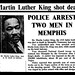 4th April 1968 - Martin Luther King assassinated