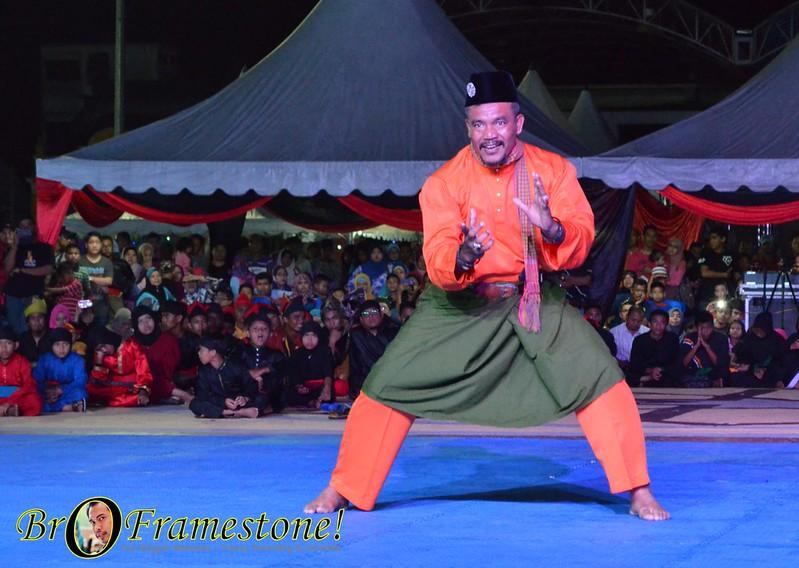 Festival Gempita Hulubalang Melayu di Dataran Segamat, Johor