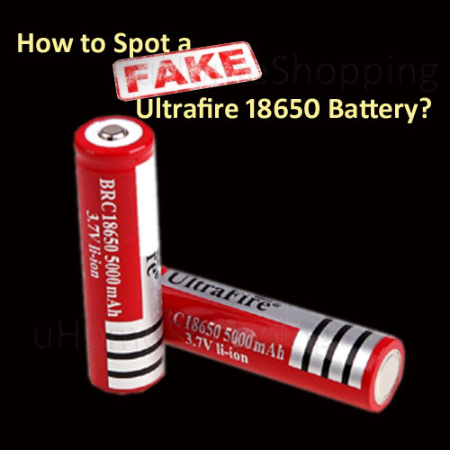 """Kết quả hình ảnh cho fake 18650 battery"""""""