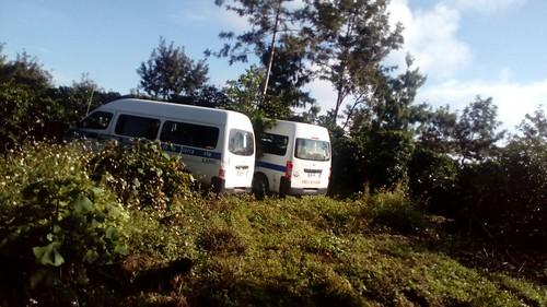 Cuatro heridos en asalto a dos colectivas en Xicotepec