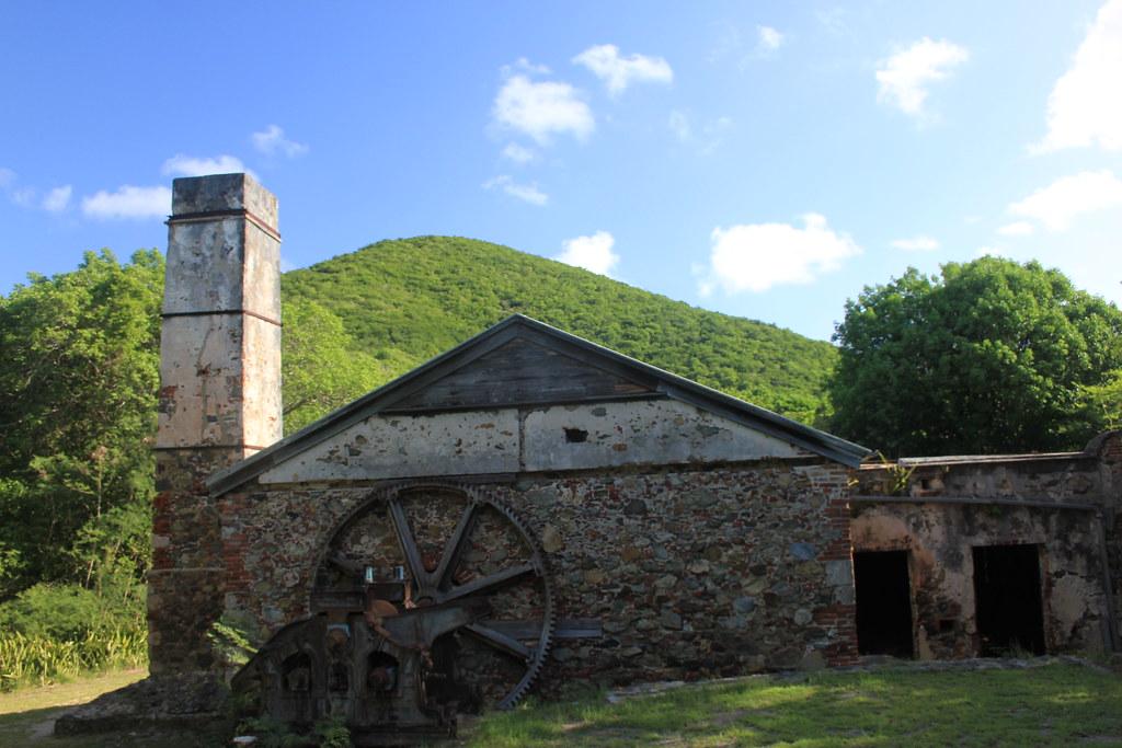 Cinnamon Bay Sugar Mill Ruins, St John - TripAdvisor