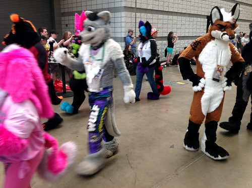 ac 2013 Fursuit Parade ac 2013 Fursuit Parade