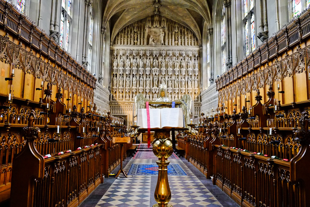 Image result for magdalen college chapel