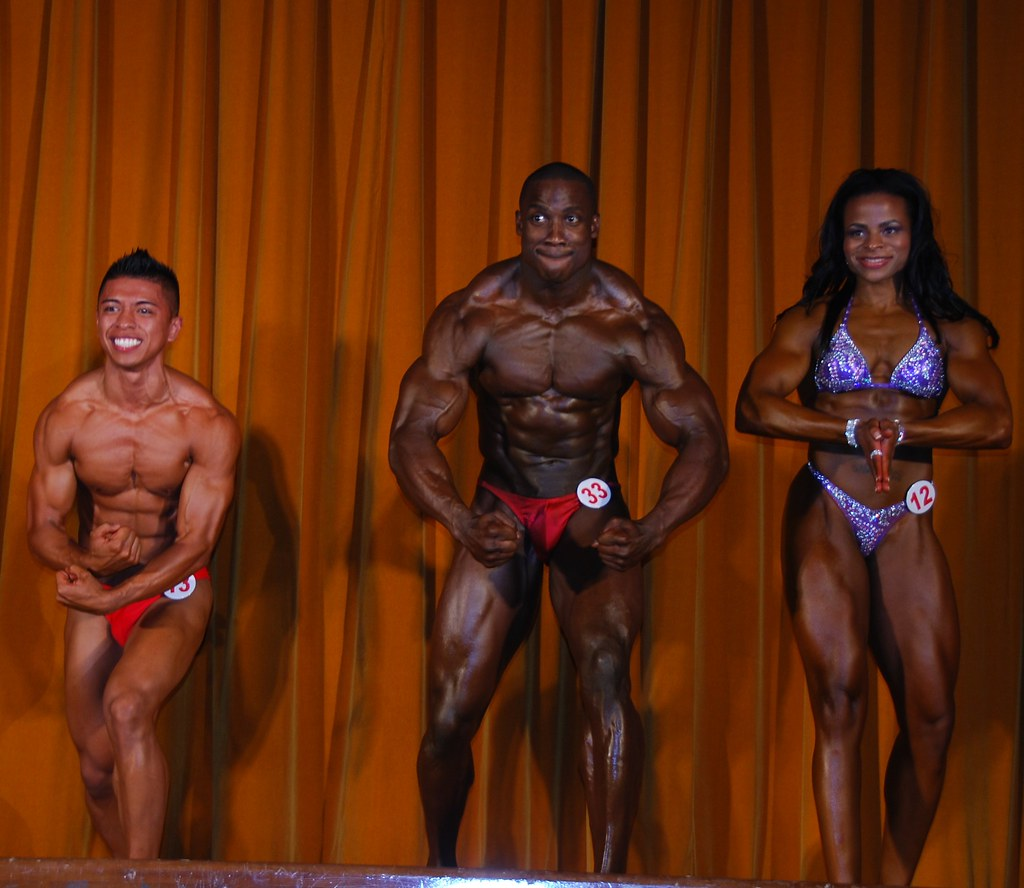 2013 Fall Classic Natural Bodybuilding Competition - U.S