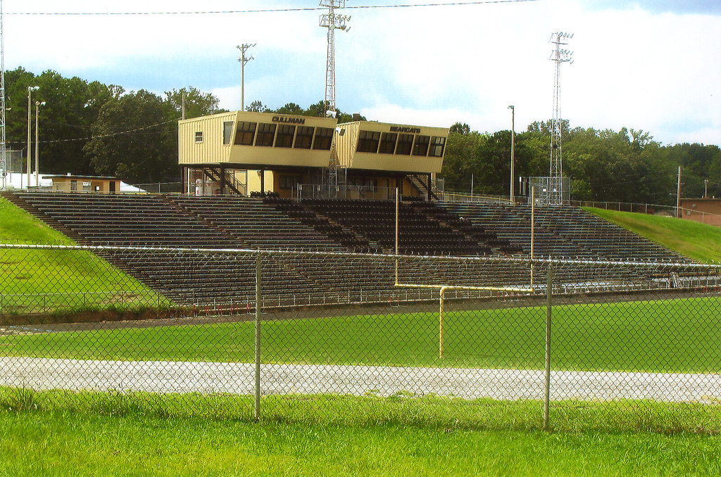 Cullman High School Football Stadium Cullman High School