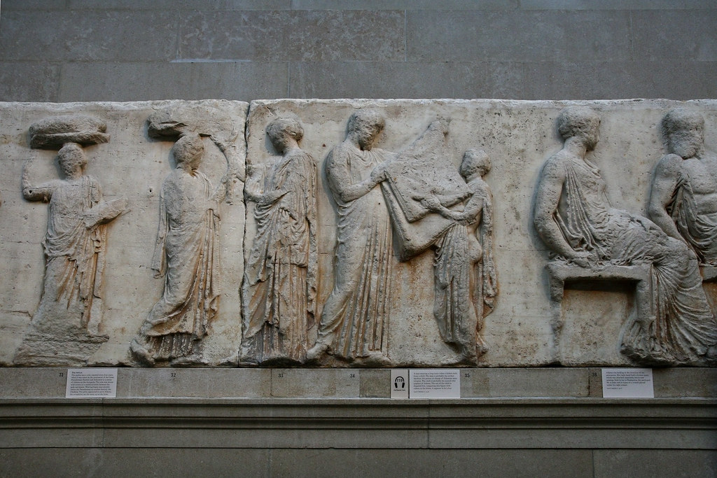 Parthenon Frieze | Men...