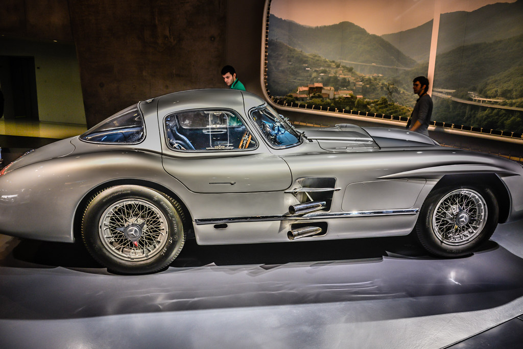 1955 Mercedes Benz 300 Slr Uhlenhaut Coupe At Mercedes Ben