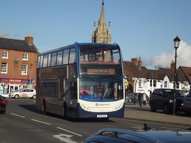 Stratford upon avon buses