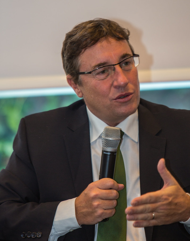 ... Achim Steiner, UN Under-Secretary-General and UNEP Executive Director | by Green - 12225938555_2fe2a2af1a_b