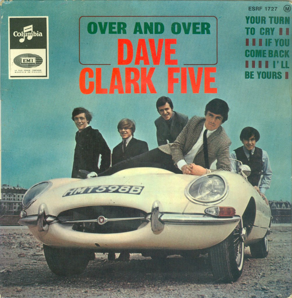The Dave Clark Five 5 By 5