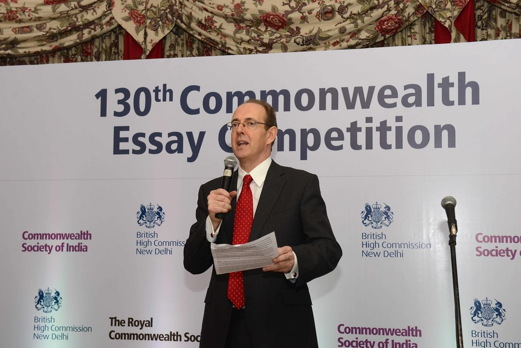 commonwealth essay competition results 2012