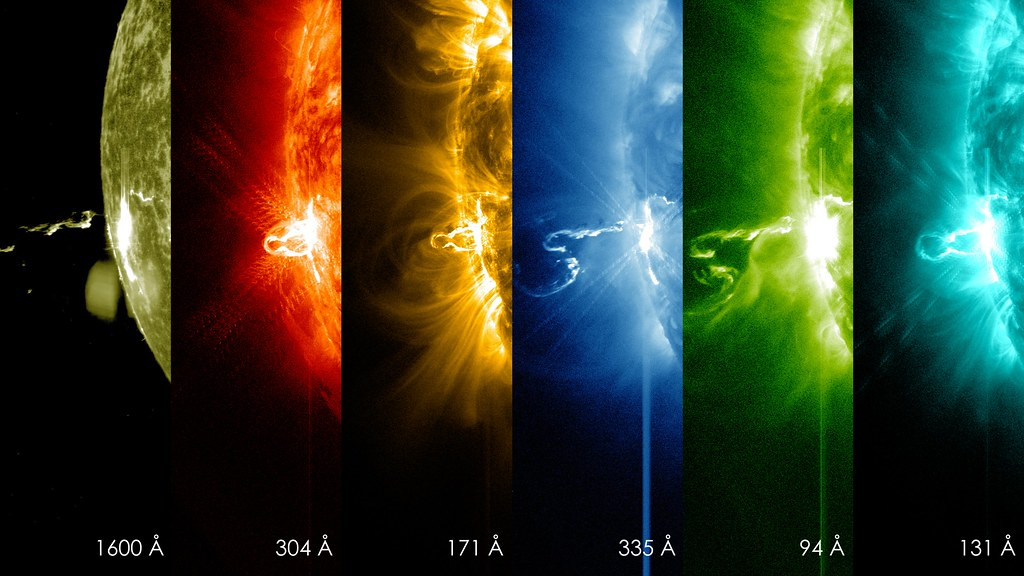 solar flare sdo nasa - photo #17