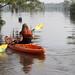 kelli jackson kayaking dead lakes