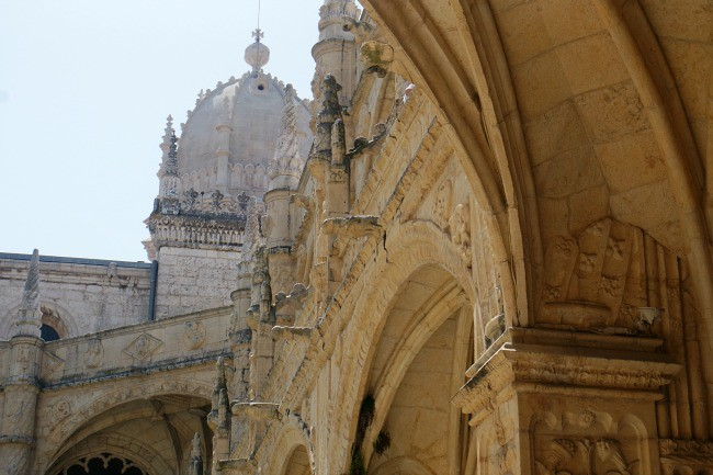 Lisbona - Belem, Monasteiro dos Joronimos (4)