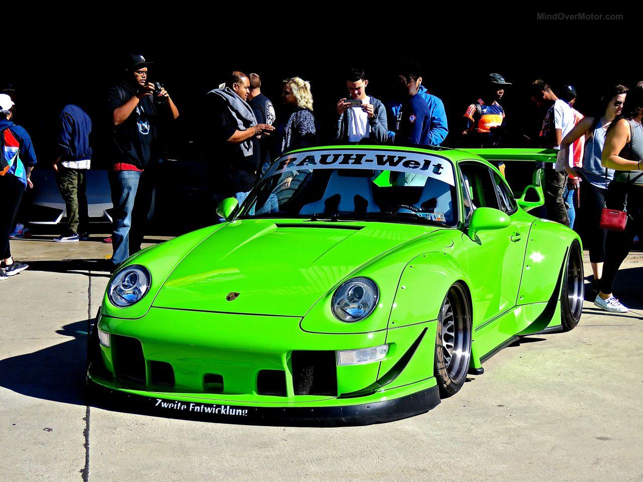RWB Porsche 993 Philly 3