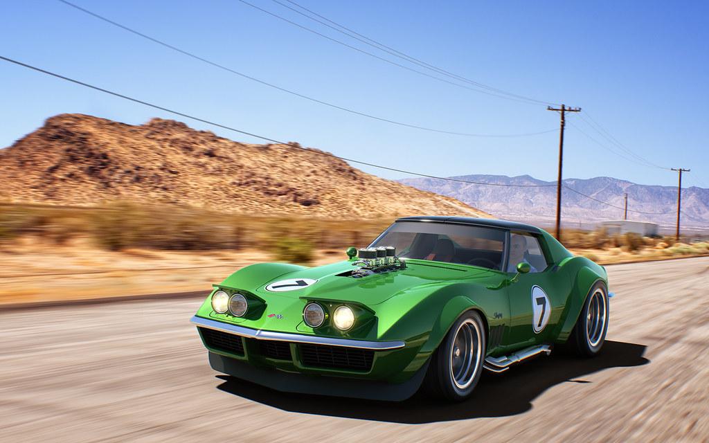 Chevrolet Corvette C3 Pro Touring Www Viscircle Com