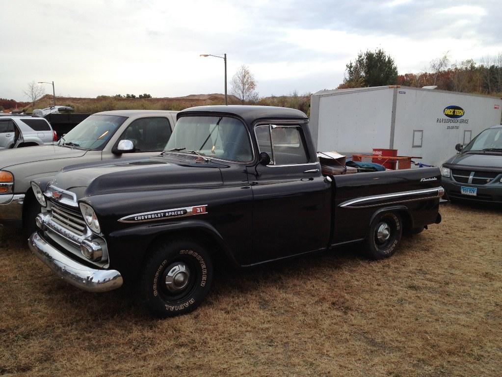59 Chevy Apache Fleetside For Sale Chevy Apache Fleetside