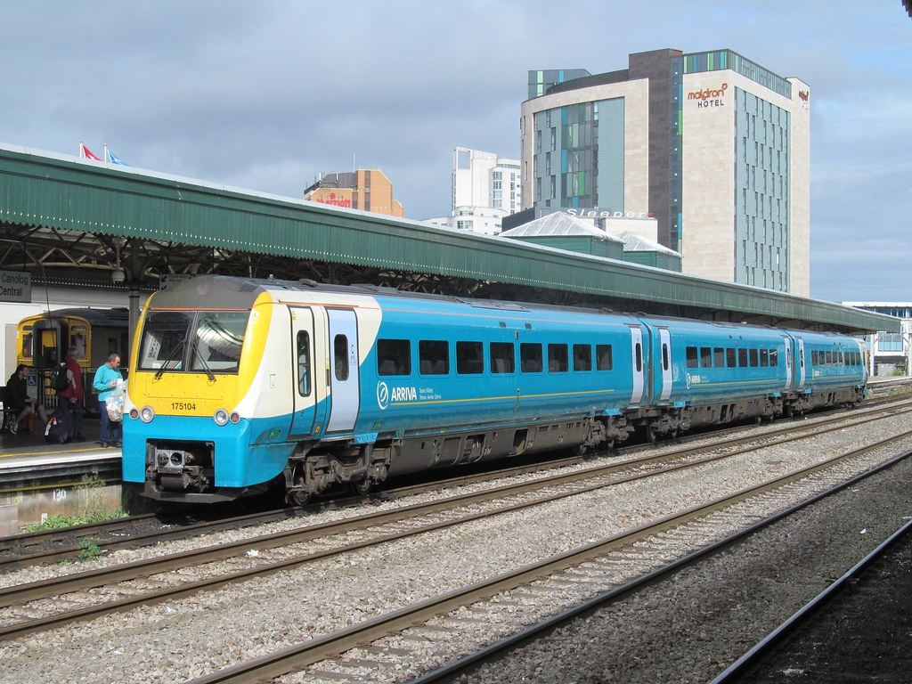 Arriva Trains Wales, 175104