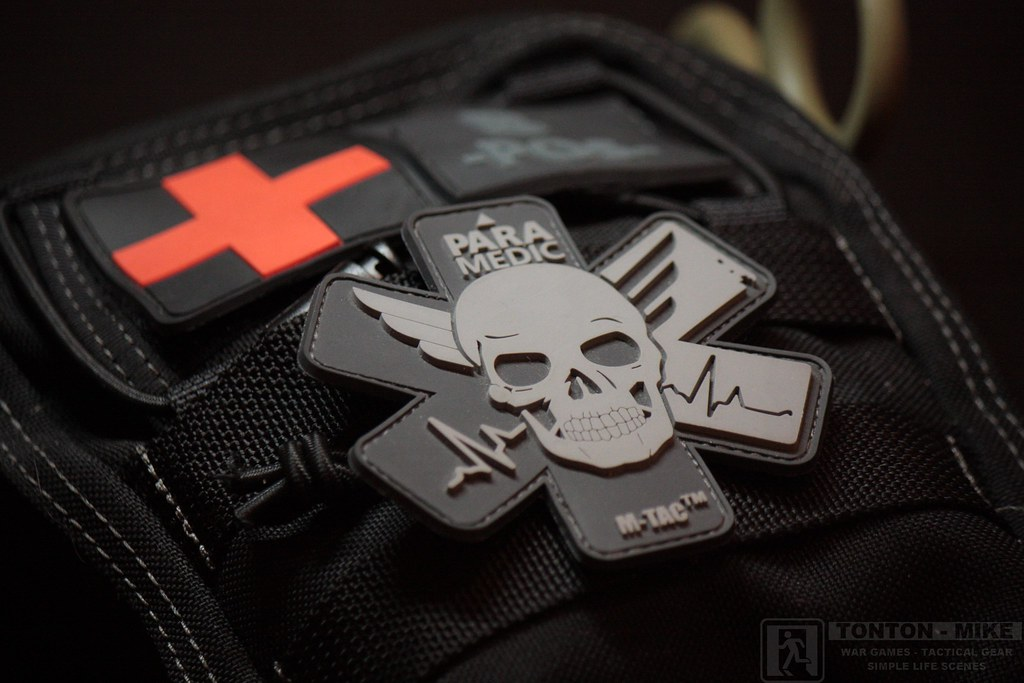 Morale Patch Mikael P Flickr