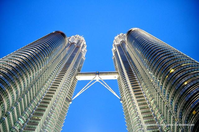 Petronas Twin Towers by Night