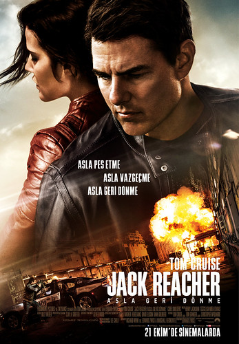 Jack Reacher: Asla Geri Dönme - Jack Reacher: Never Go Back (2016)