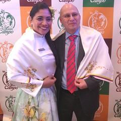 María del Campo y Eduard Baquero López, Fedecacao