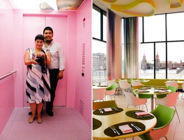 Hotel Berlin Pink