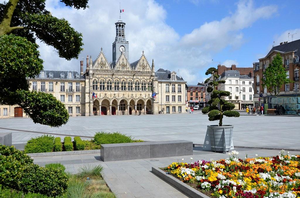 Hotel De Saint Quentin
