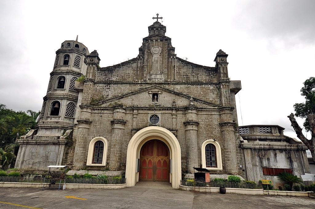 "alaminos church laguna | the church ""our lady of pillar ..."