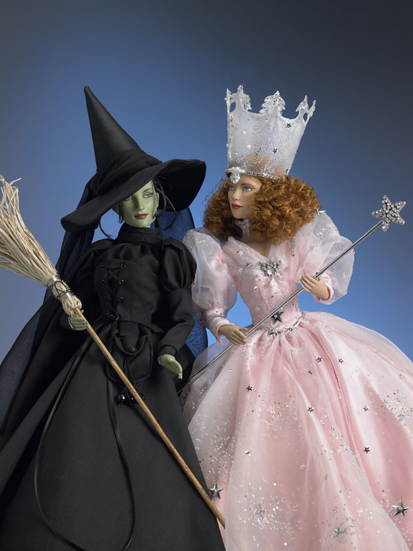 Nice Witch Makeup Google Search: WOZ 2009 GLINDA, THE GOOD WITCH OF THE NORTH $150