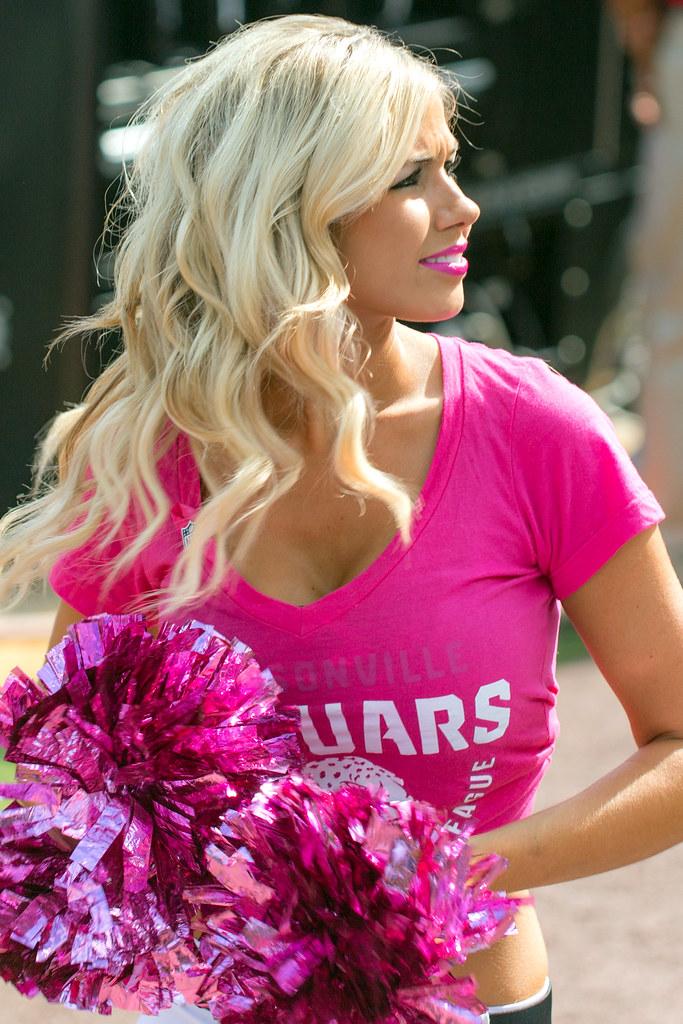 Jacksonville Jaguars Roar Cheerleader -- Whitney Cowart | Flickr