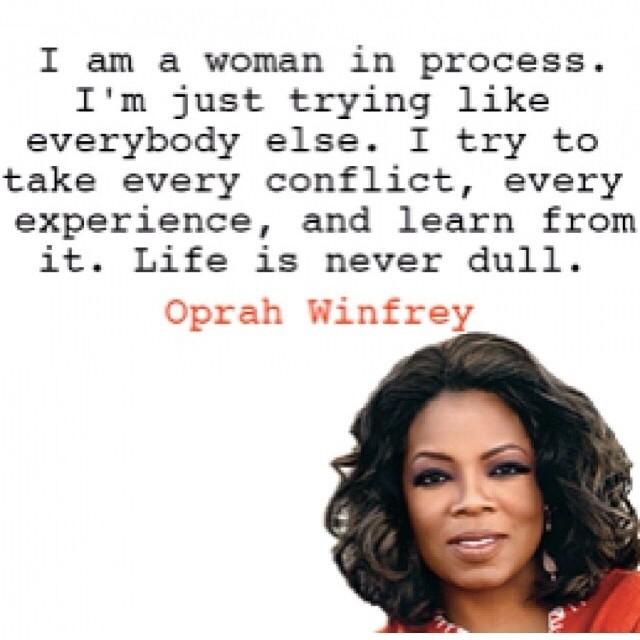 Oprah Winfrey New Year Quotes: My WCW Is Pretty Boss Oprah Winfrey