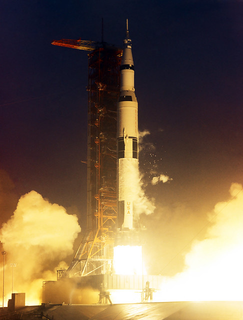 apollo 12 rocket - photo #1