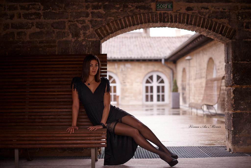 V nus au miroir photography flickr for Miroir 3 pans