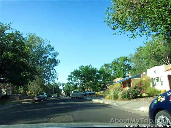 Albuquerque Bernalillo County New Mexico Nob Hill Albu