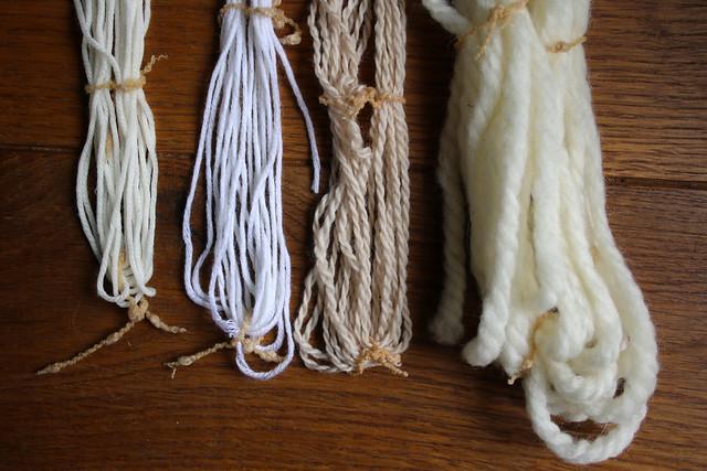 Yarn for Dyeing