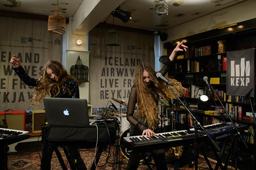 KEXP Live at Iceland Airwaves 2016, Day 4: Let's Eat Grandma